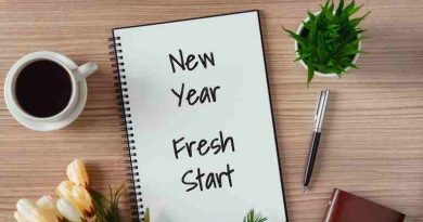 10 Steps for Making Your New Year's Resolutions Stick
