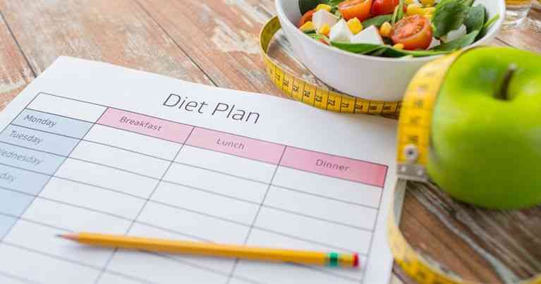 How to Plan for a Healthy Diet for Weight Loss
