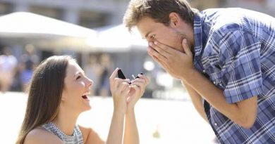 How to Propose to a Man