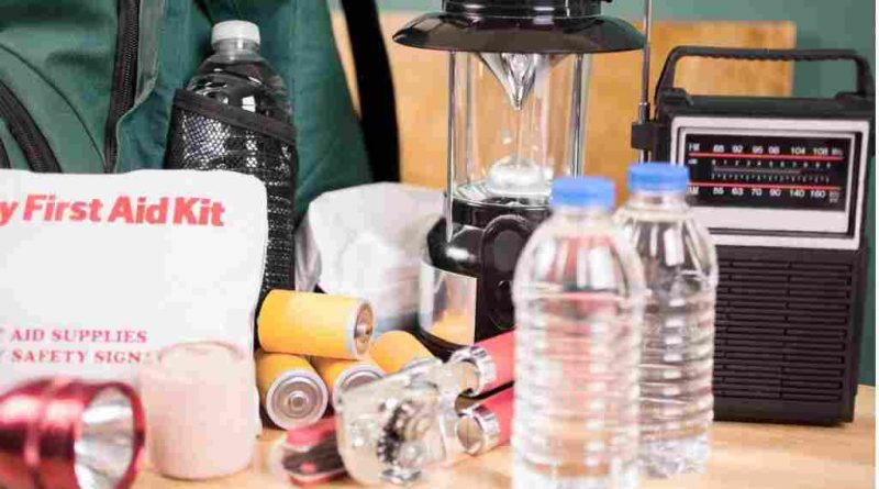 What Emergency Items Should I Have at Home?
