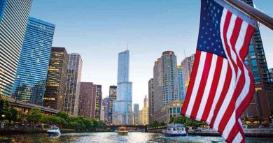 places to viist in USA december